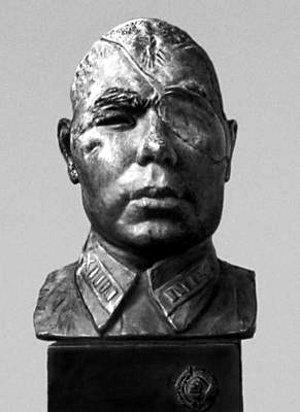 Портрет Б.А. Юсупова
