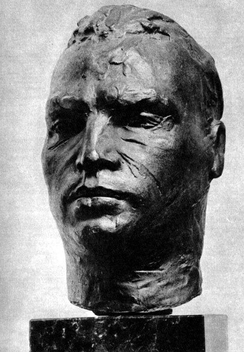 Портрет В.П. Чкалова