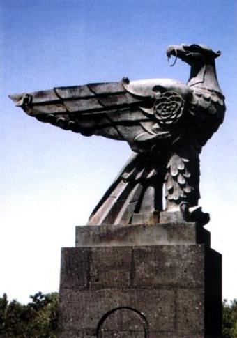Орел Звартноца