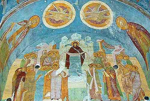 Покров Богородицы (восточная люнета)