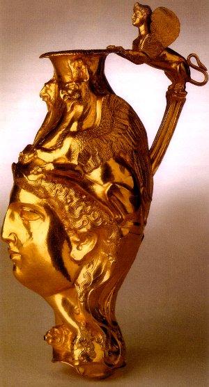 Панагюриштенский клад. Ритон