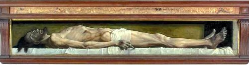 Христос в гробу