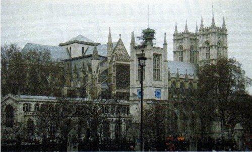 Церковь Св. Маргариты, Вестминстерское аббатство
