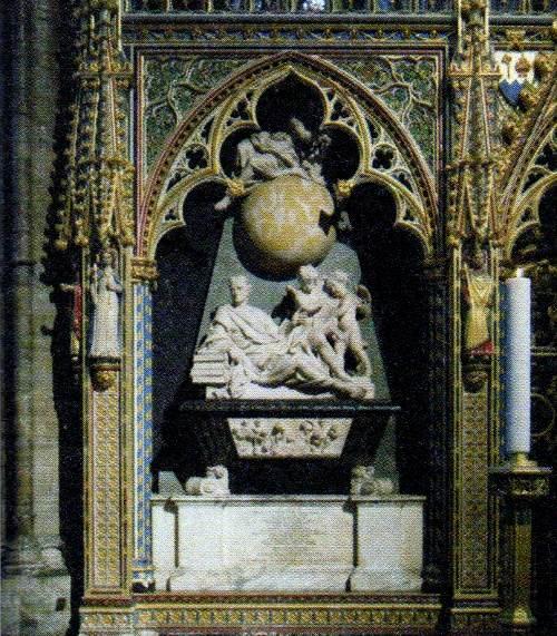 Гробница И. Ньютона