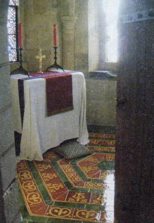 Часовня Святого Т. Кентерберийского