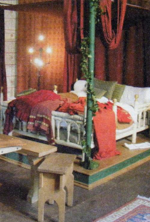 Кровать Эдуарда I