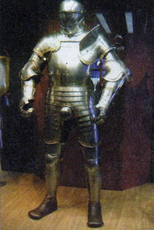 Латы Генриха VIII