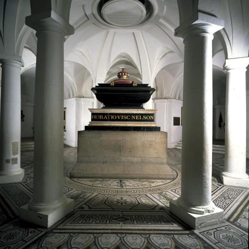 Гробница адмирала Нельсона