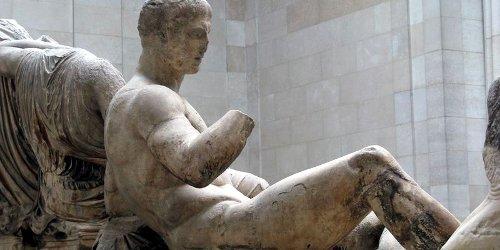 Скульптура Парфенона