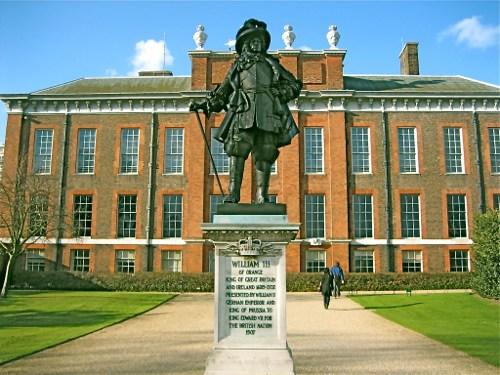 Памятник Вильгельму III