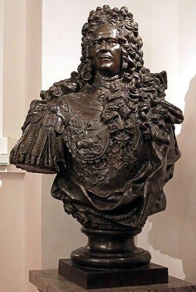 Князь А.Д. Меншиков