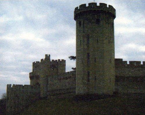 Внешний вид замка