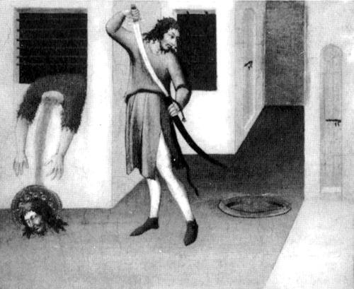 Иллюстрация из путеводителя по Государственному музею изобразительных искусств им. А.С. Пушкина, изданного в 1987 году