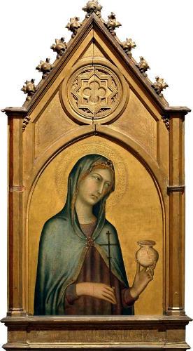 Симоне Мартини. Св. Мария Магдалина